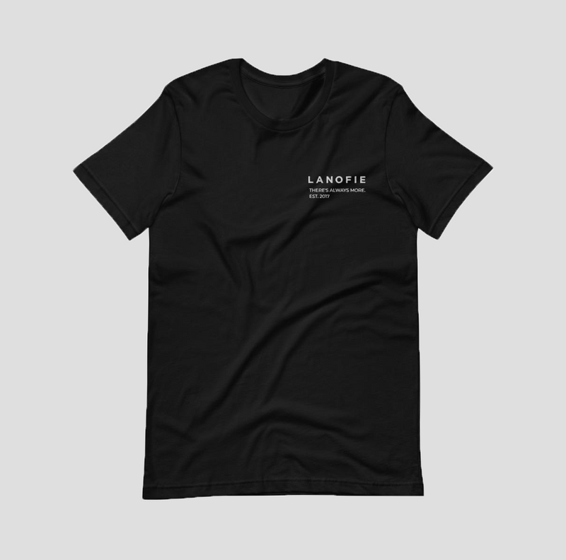 Evolve T-Shirt - Black