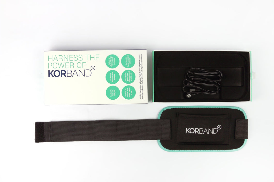 KorBand-Behandlings belte - NuroKor Norway