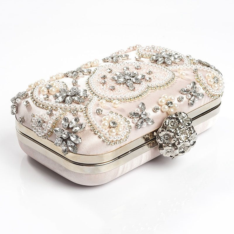 Banquet Flap Polyester Clutches & Evening Bags