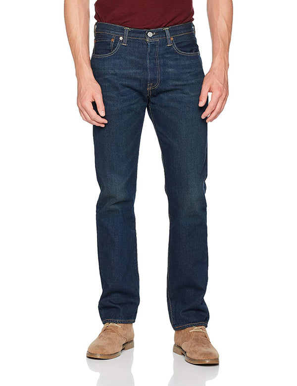 LEVI'S Men's 501 Plus Size Jeans