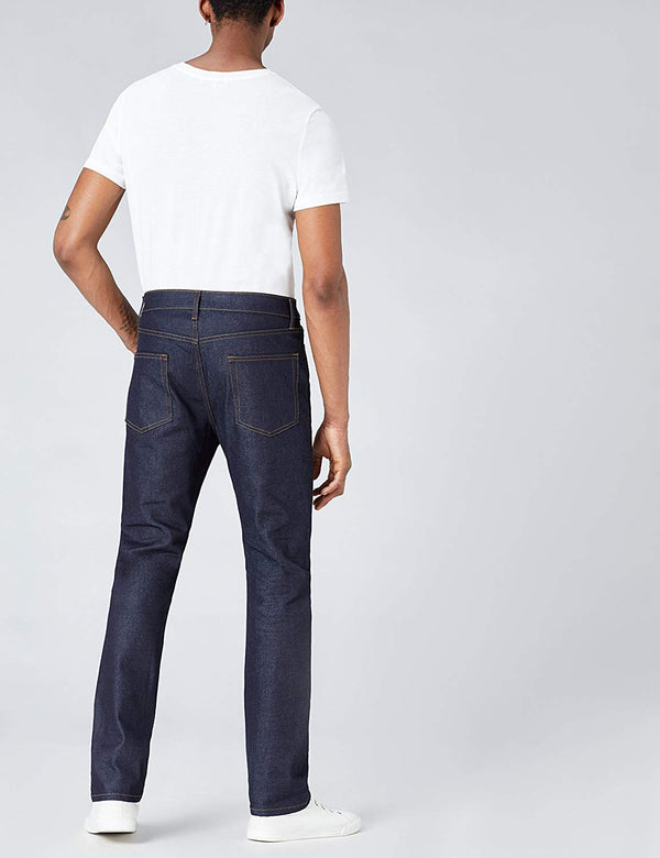 find. Men's Straight Jeans Plus Size