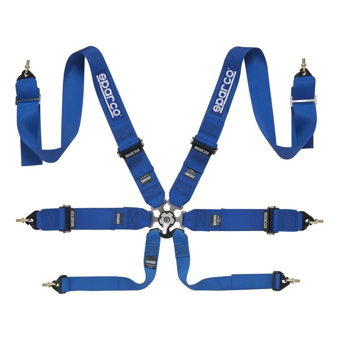 Sparco FIA 6-Point Racing Harness