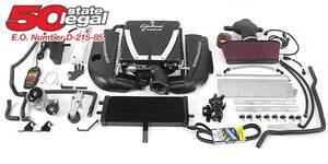 Edelbrock E-Force Supercharger for C7 Corvette