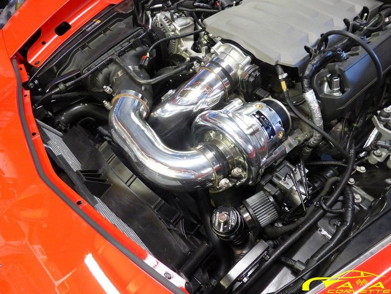 A&A 2014 Corvette Supercharger Kit