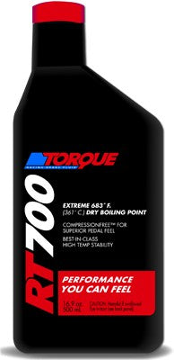Brake Fluid, Torque RT700 / Prospeed RS683
