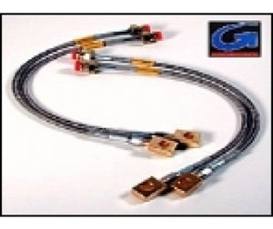 Goodridge Brake Line Kit for C6 Corvette
