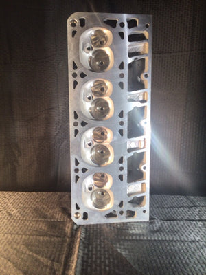 MTI Racing GM Ported Cathedral Cylinder Heads