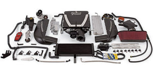 Edelbrock E-Force Supercharger for C6 Corvette Z06 LS7