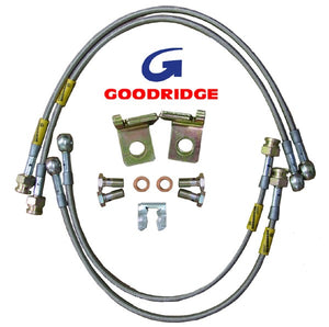 Goodridge Brake Line Kit for C6 Z06 Corvette