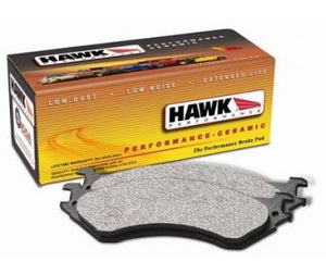 Hawk 1-pc Brake Pads - Z06 & Grand Sport Performance Ceramic Com