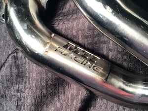 MTI Racing C6 Corvette Stainless Steel Long Tube Headers (Headers Only)