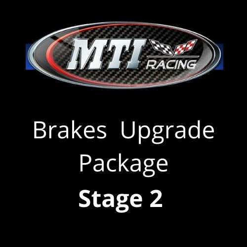 C5 Corvette Brakes Upgrade Package Stage 2  (Wilwood)  (C5 Base)