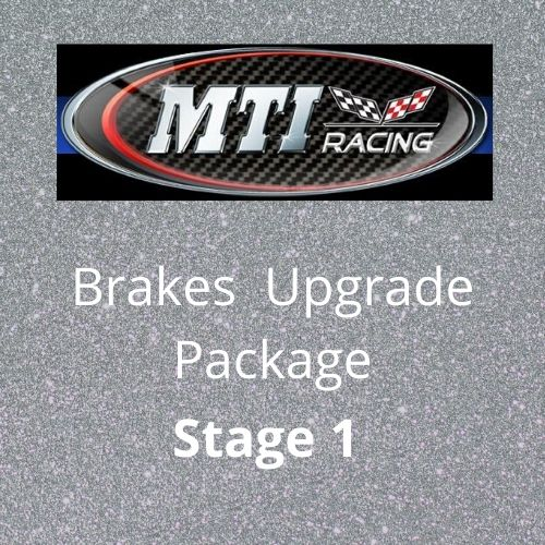 C5 Corvette Brake Upgrade Package Stage 1
