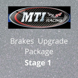 C6 Corvette Brakes Upgrade Package Stage 1
