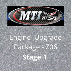 C6 Z06 Engine Upgrade Package Stage 1     7.0L