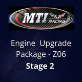 C6 Z06 Engine Upgrade Package Stage 2     7.0L
