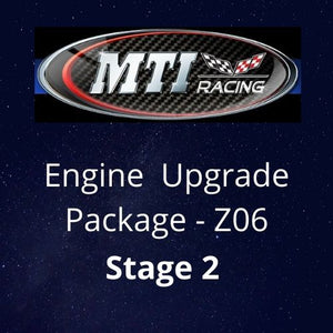 "C6 Z06 Engine Upgrade Package Stage 2 & Stage 2 ""Extreme""     7.0L"