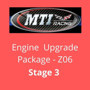C6 Z06 Engine Upgrade Stage 3    7.0L