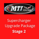 C6 Corvette Supercharger Upgrade Stage 2
