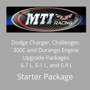 Dodge Durango Engine Upgrade Starter Package   5.7L, 6.1L, 6.4L    HEMI