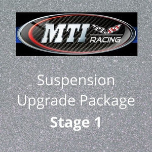 C7 Corvette Suspension Upgrades Package Stage 1