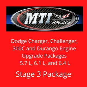 Dodge Challenger Engine Upgrade Package Stage 3    5.7L ,6.1L ,6.4L    HEMI