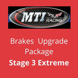 C5 Corvette Brakes Upgrade Package Stage 3 Extreme