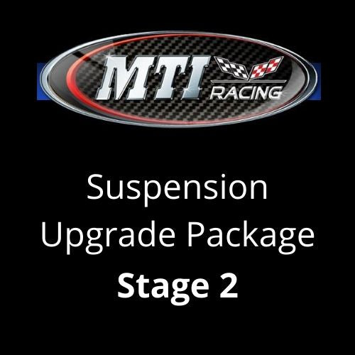 C5 Corvette Suspension Upgrade Package Stage 2