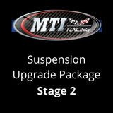 C6 Corvette Suspension Upgrade Package Stage 2