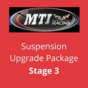 Corvette C5 Suspension Upgrade Package Stage 3