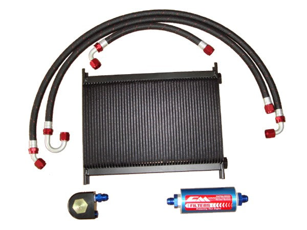 MTI Racing Track Oil System for Corvette