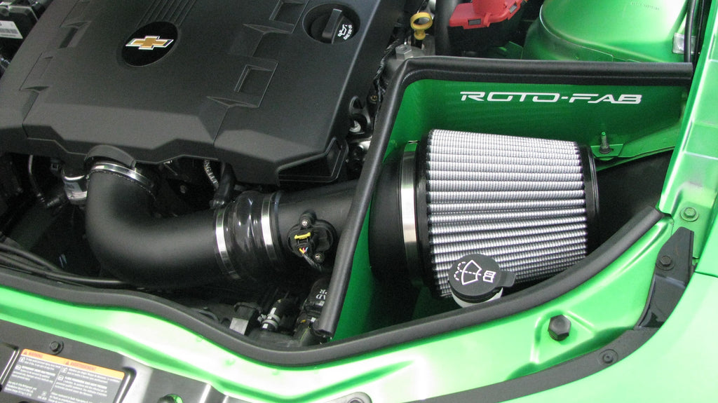 Roto-fab's Cold Air Intakes for 5th Gen Camaro V6