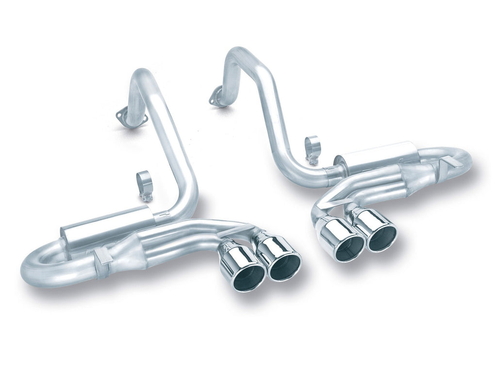 Borla Stainless Steel Cat-Back System ATAK for C5 Corvette