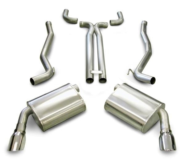 Corsa Cat-Back Exhaust for 5th Gen Camaro