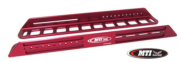 MTI Racing Seat Rails and Brackets for Corvette