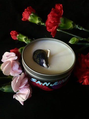 SAN JUNIPERO handpoured soy candle