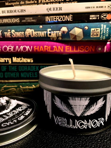 VELLICHOR handpoured soy wax candle