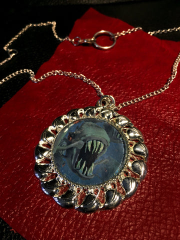 PIRANHA necklace