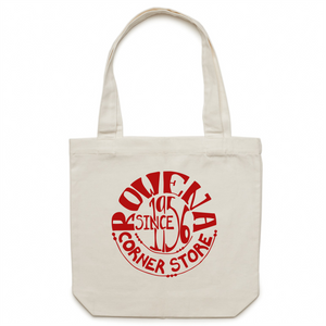 'Katie's Rowena Art' Canvas Tote Bag