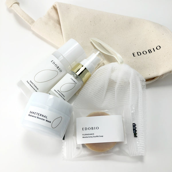Saketernal Series - Skincare Starter Kit
