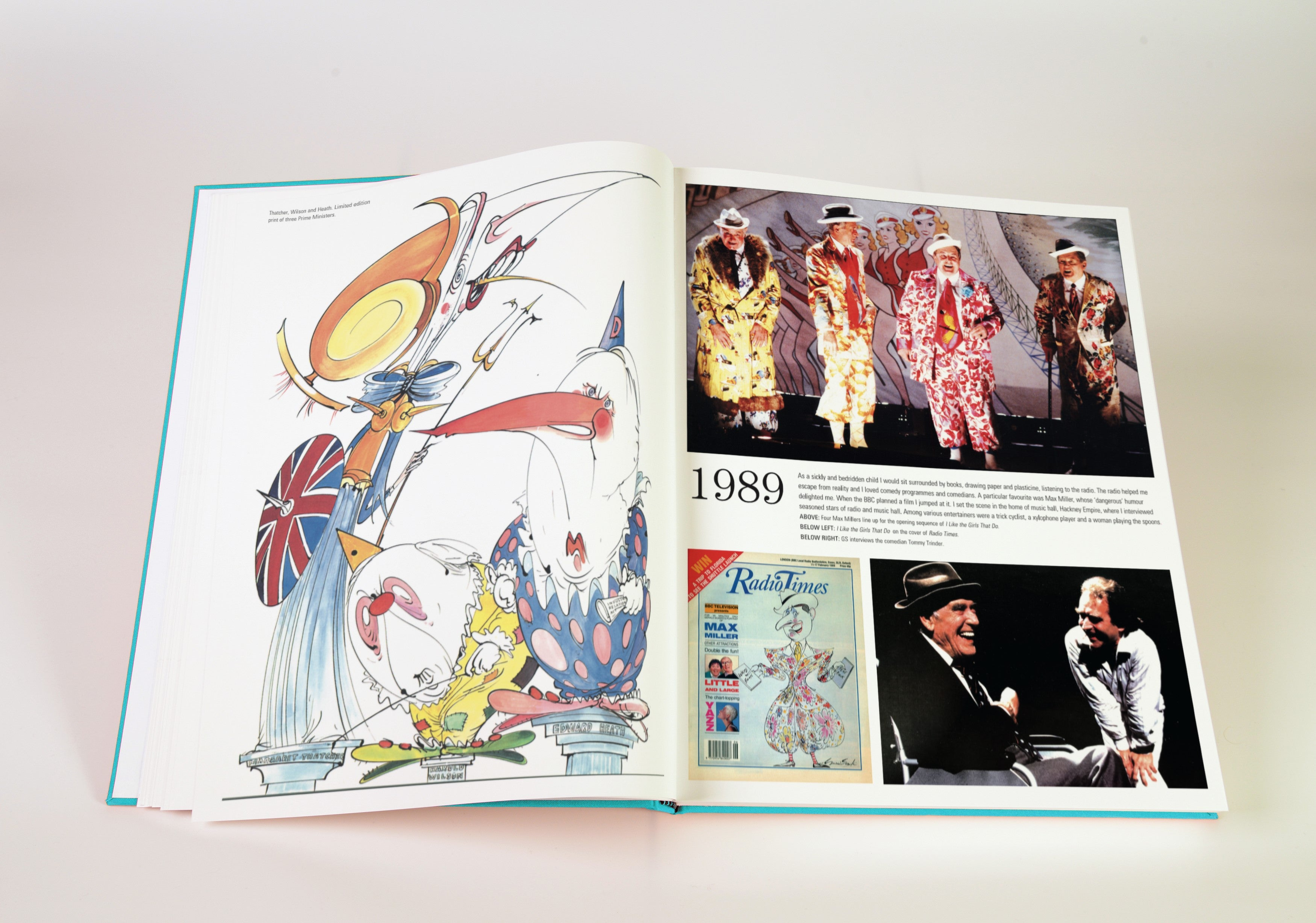Scarfe: Artists's Edition