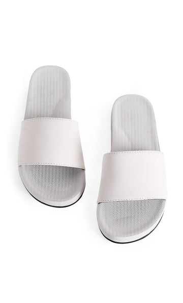Womens ESSNTLS Slide - SEA SALT