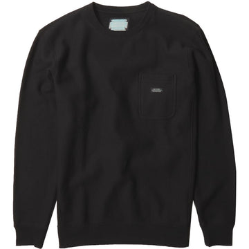 Creators Eco Fleece Pullover - Black