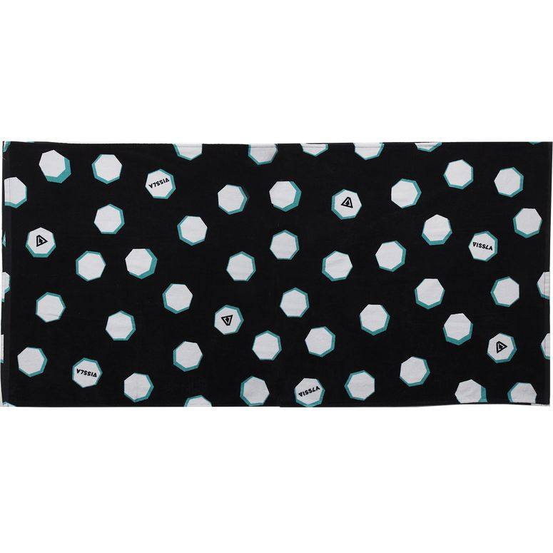 Sietegon Towel - BLK