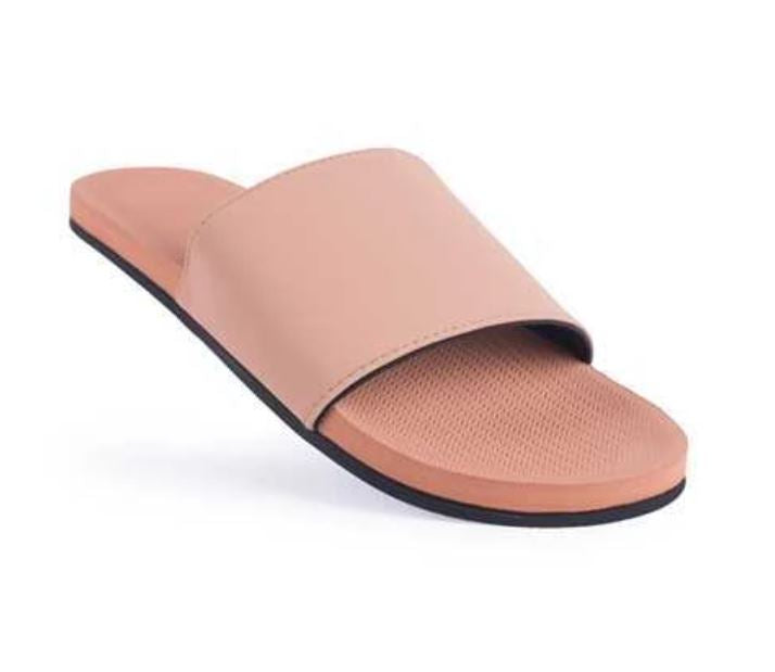 Womens ESSNTLS Slide - Rust