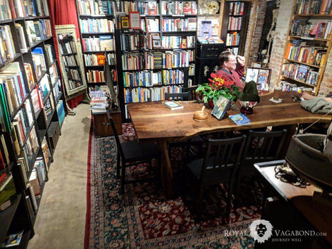 Annapolis's Old Fox Books & Coffeehouse the perfect mix of old, new, ideal