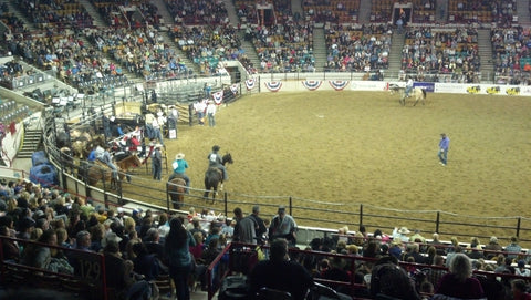 Denver's National Western Stock Show really was my first rodeo