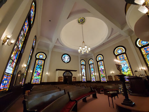 Sumter's Temple Sinai a haunting memorial to midland, global Judaism