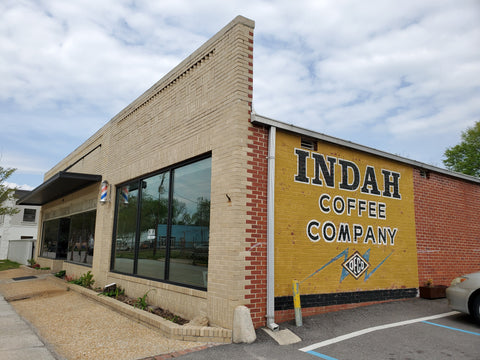 Indah Coffee a quiet respite in northern Columbia