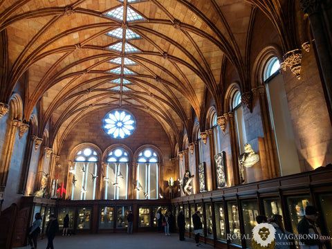 Smithsonian Institution Building a stunning introduction to the dream of knowledge